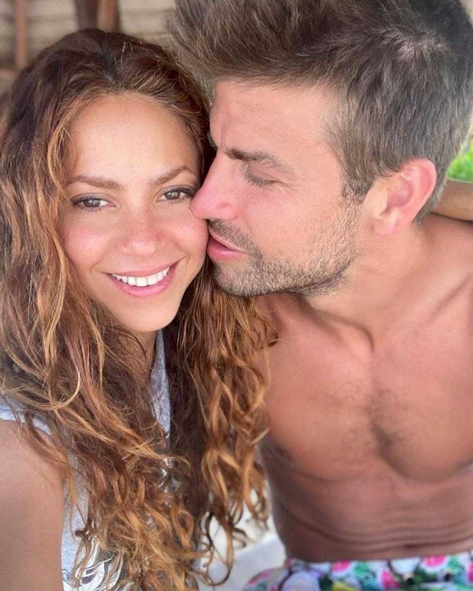 Shakira y Piqué 2