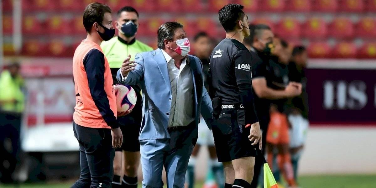 Comisión no investigará incidente entre Miguel Herrera y César Ramos