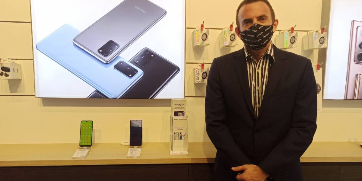 Samsung Electronics presenta su primera tienda de experiencia en Cuenca