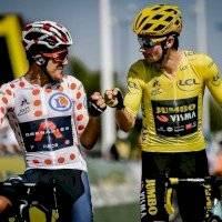 Vuelta a España 2020: por esta razón Roglic es el constante rival de Richard Carapaz