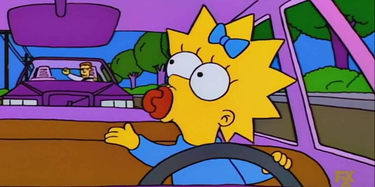 Los Simpson: cinco secretos que demuestran que Maggie es el personaje más oscuro