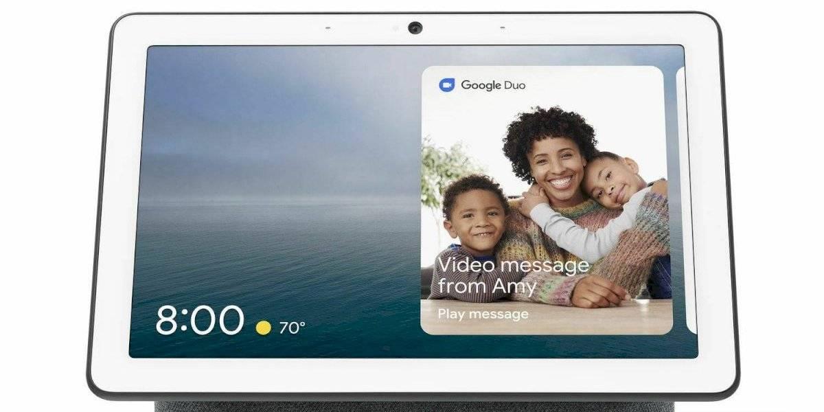 Google Nest Hub, el asistente personal para que disfrutes el placer de estar en casa