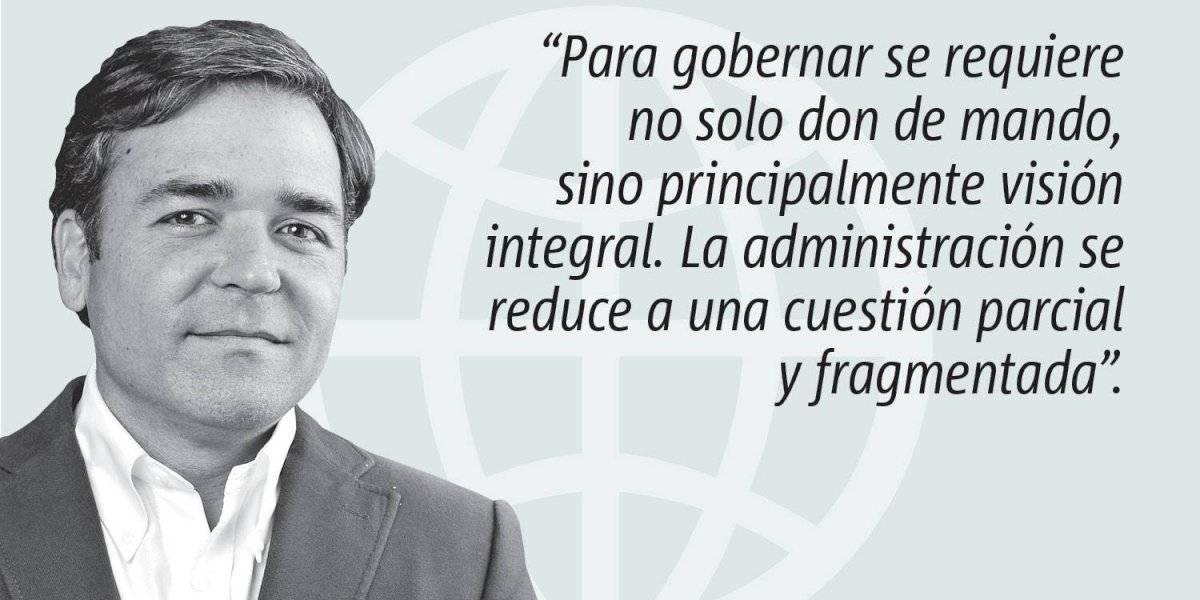 Opinión de Alejandro Figueroa: Ni buen Administrador y mucho menos Gobernador