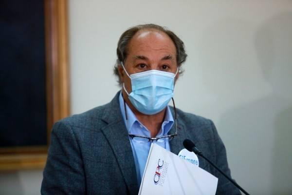 """Juan Sutil: """"En Chile el sueldo promedio es aproximadamente 700 mil pesos"""""""