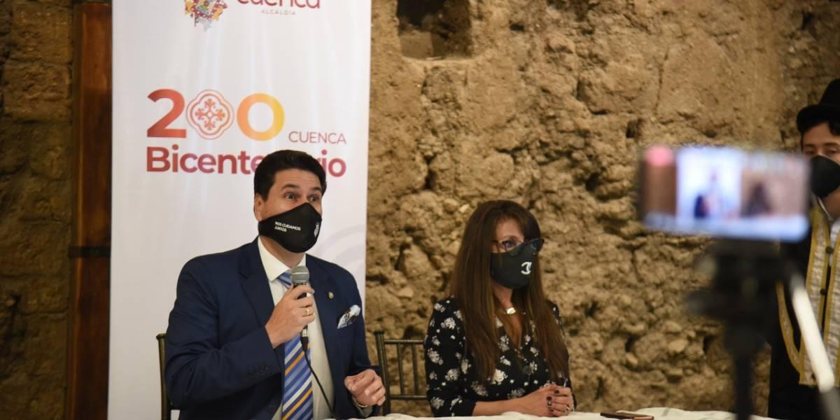 Cuenca lista para celebrar su Bicentenario