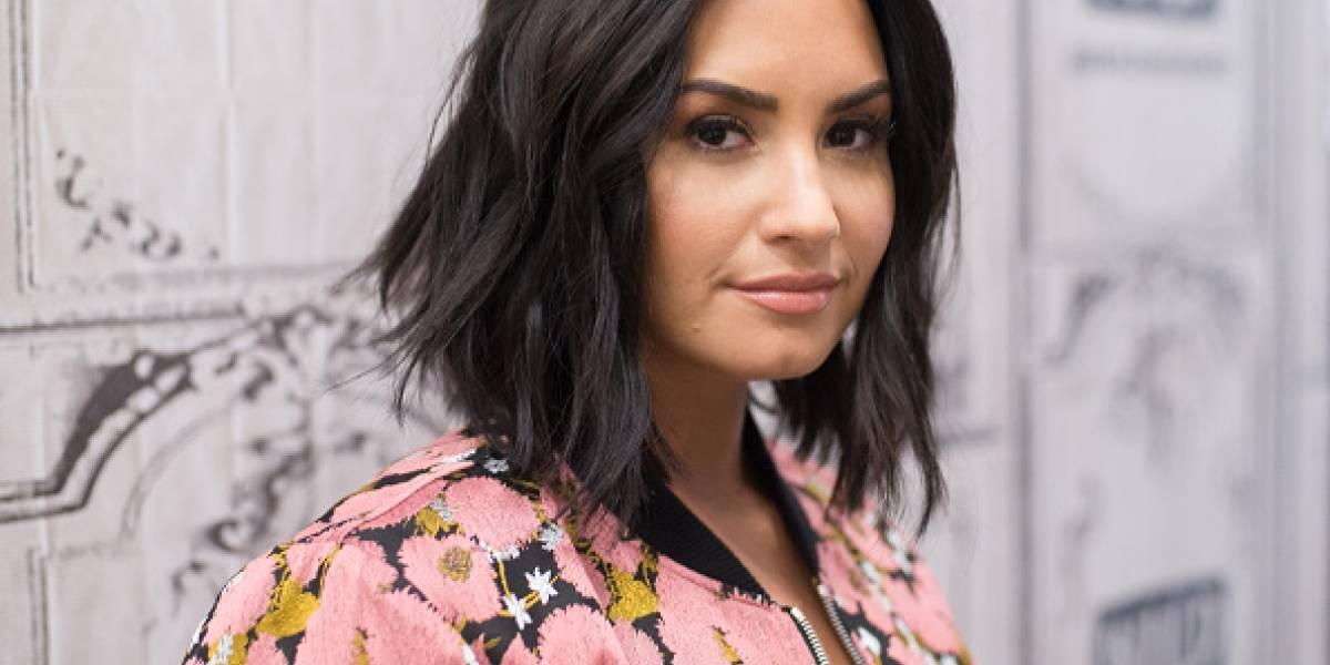 """Las fotos y videos de """"pruebas"""" que Demi Lovato mostró sobre contacto con extraterrestres"""