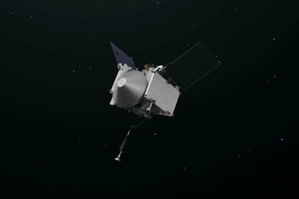 La NASA aterriza por primera vez en un asteroide: la misión OSIRIS-Rex llegó a la superficie de Bennu