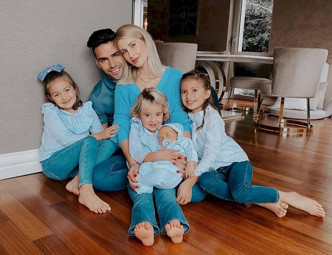 Lorelei Tarón familia
