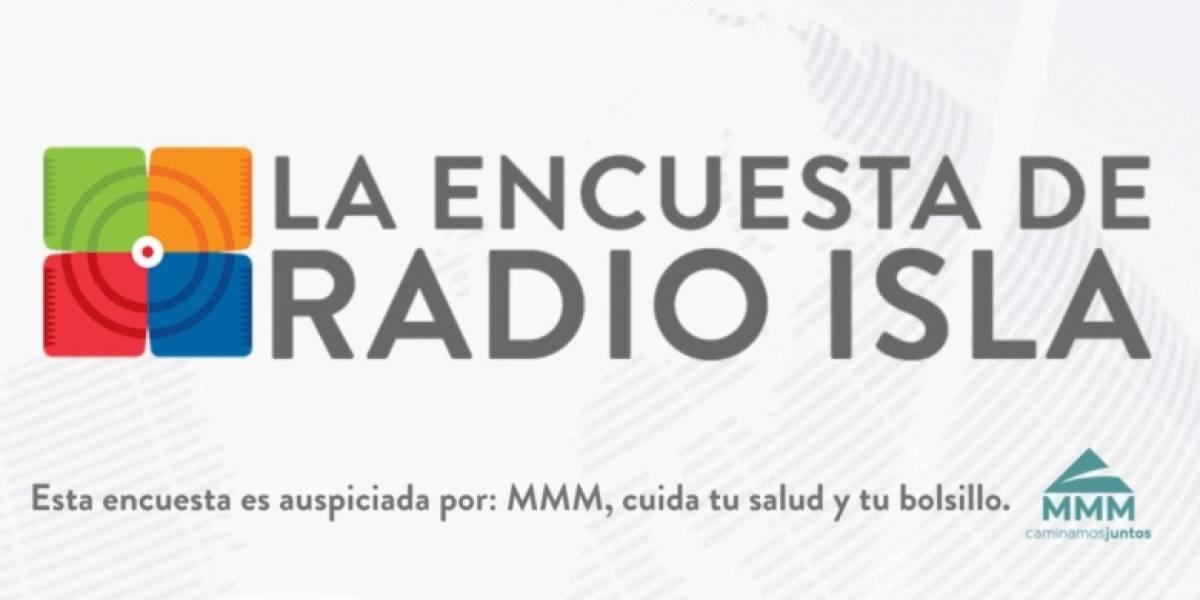 Encuesta de Radio Isla ubica al PNP como el partido más grande de cara a las elecciones