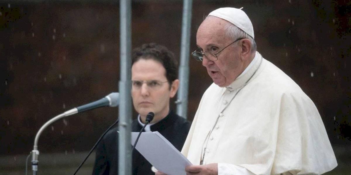 """Papa Francisco a favor de las uniones civiles entre homosexuales: """"Tienen derecho a estar en familia"""""""