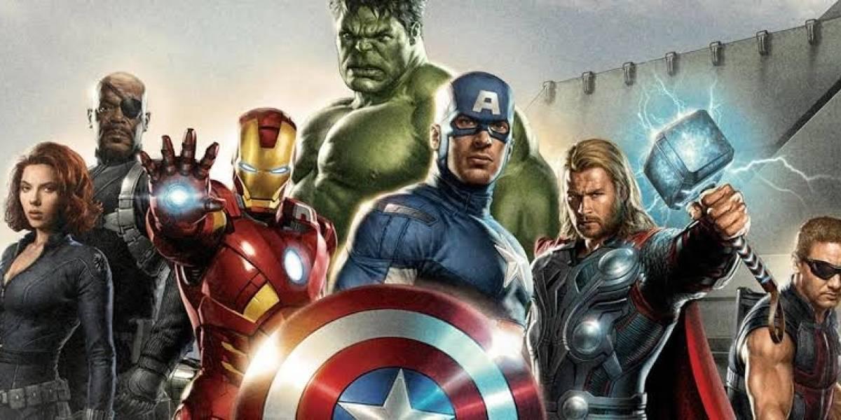 """""""Los Vengadores"""" de Marvel se unen al demócrata Joe Biden"""