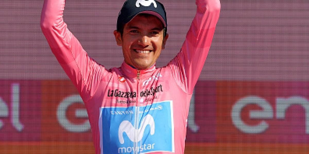 Richard Carapaz estará en la edición 37 de la Vuelta Ciclística al Ecuador