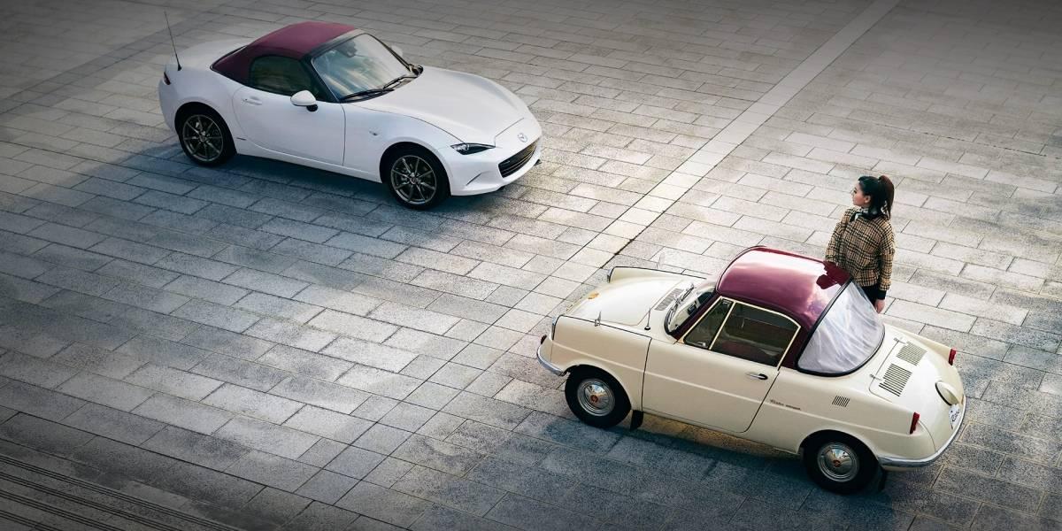 100 años de Mazda, celébralos con ediciones especiales