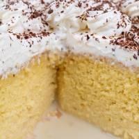 Así puedes hacer un pastel de 3 leches sin horno para preparar en familia