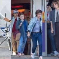 Revelan imágenes de las grabaciones de Stranger Things: Los actores cumplieron con las normas de seguridad