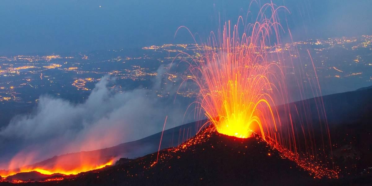 Ciencia: ¿cómo se conforma un volcán? Estas son todas sus partes