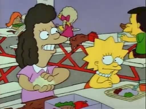 Los Simpson cosas sin sentido