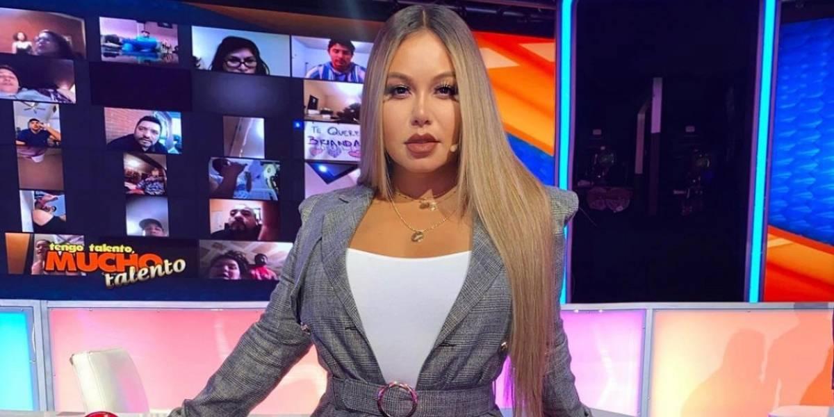 Chiquis Rivera le pide el divorcio a Lorenzo Méndez el mismo día que se besó con Mr. Tempo