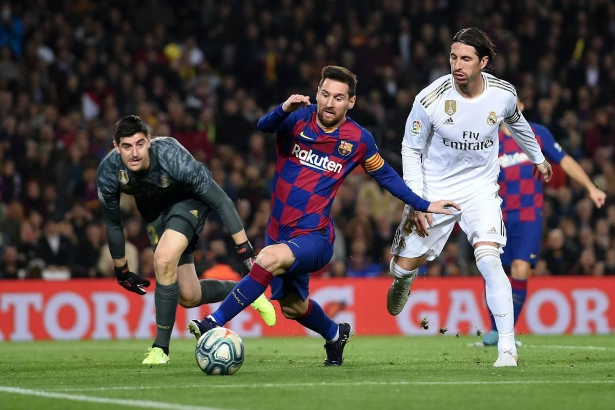 Barça Madrid