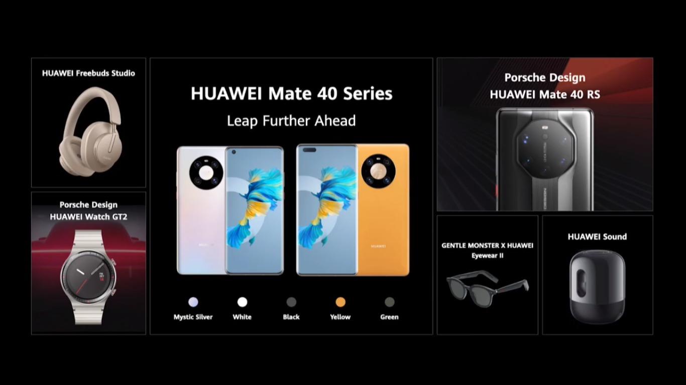 Huawei anuncia los FreeBuds Studio, sus nuevos audífonos premium y más gadgets