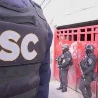 Elementos de la SSC catean domicilio en la Magdalena Contreras; hay dos detenidos
