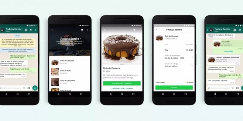 Mega atualização do aplicativo WhatsApp vai liberar novos recursos para os usuários ainda este ano