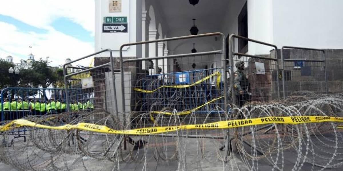 Estos serán los puntos de concentración de los manifestantes para protestas en Ecuador, este 22 de octubre