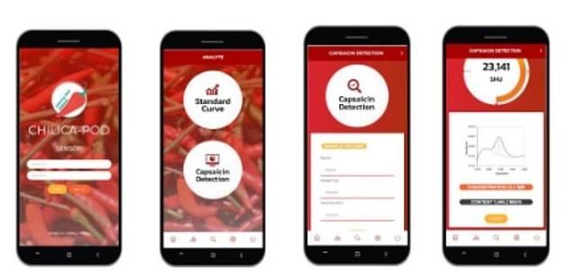 Chilica-Pod App