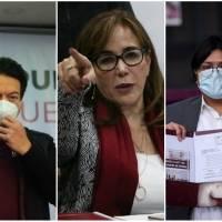 Covid-19, sin tregua con liderazgos de Morena; Delgado, Polevnsky y Ramírez dan positivo