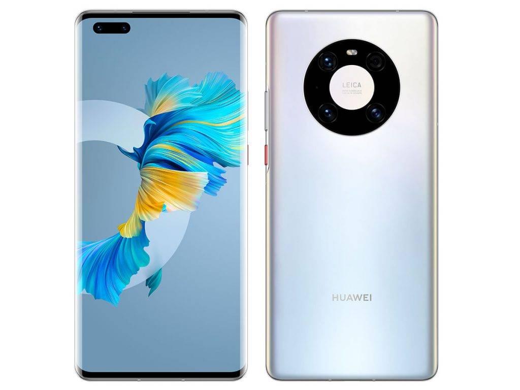 Huawei Mate 40 Pro cámara