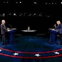Covid-19, la carta fuerte del último debate entre Trump y Biden