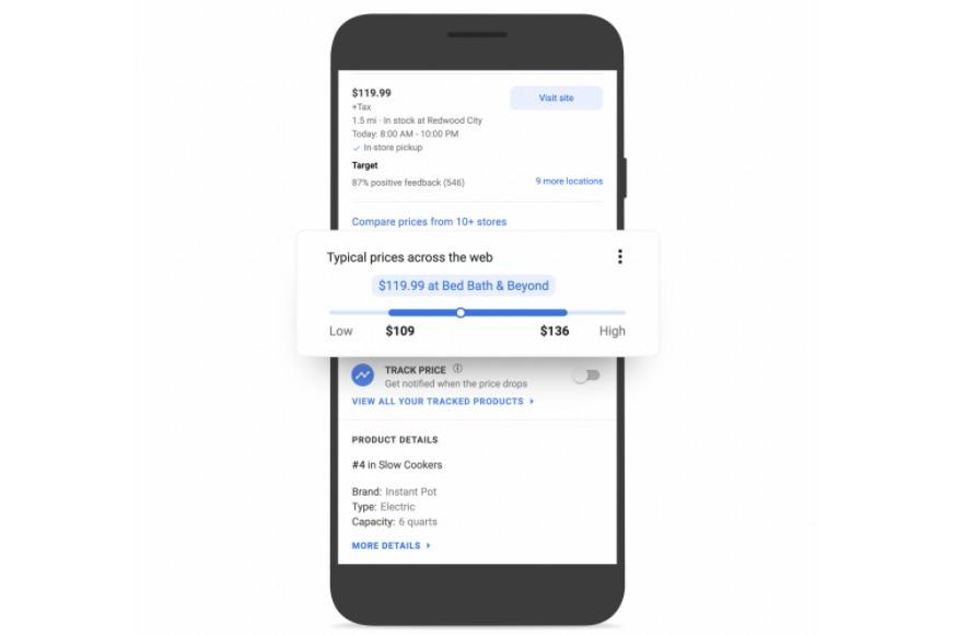 Ofertas de Google