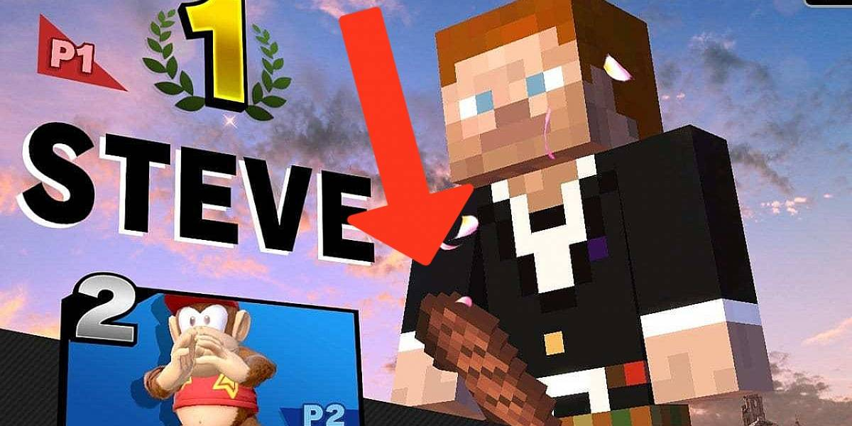 "Super Smash Bros Ultimate: parche 9.0.1 elimina la ""carne"" de Steve de Minecraft"