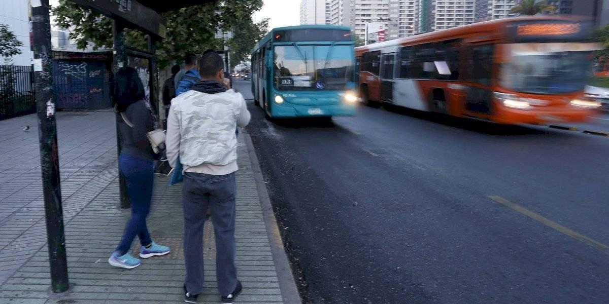Plebiscito y la locomoción en la Región Metropolitana: buses operarán entre las 05:00 y 23:00 horas