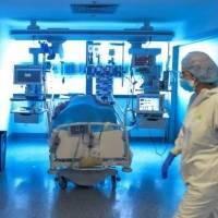 Hospital General de Quevedo reporta 100% de ocupación en camas UCI para pacientes con Covid-19