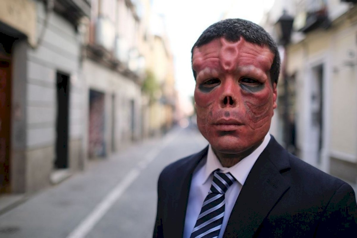 "Henry Rodríguez es ""The Real Red Skull"""