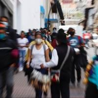 Quito sumó en el último día 1.048 nuevos casos y fue lo que más contribuyó al total de contagios en Ecuador