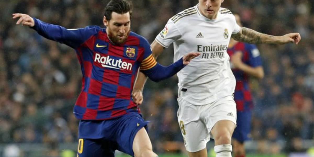 Barcelona vs. Real Madrid, ¿dónde y a qué hora ver el Clásico?