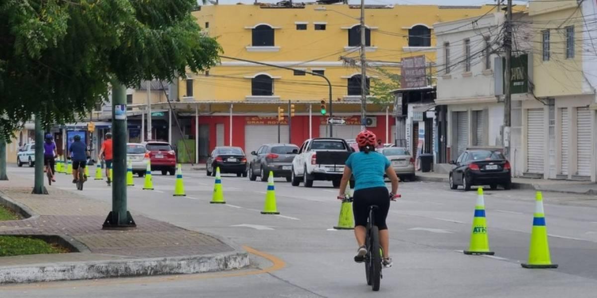 Este domingo 25 de octubre no habrá ciclovía en Guayaquil