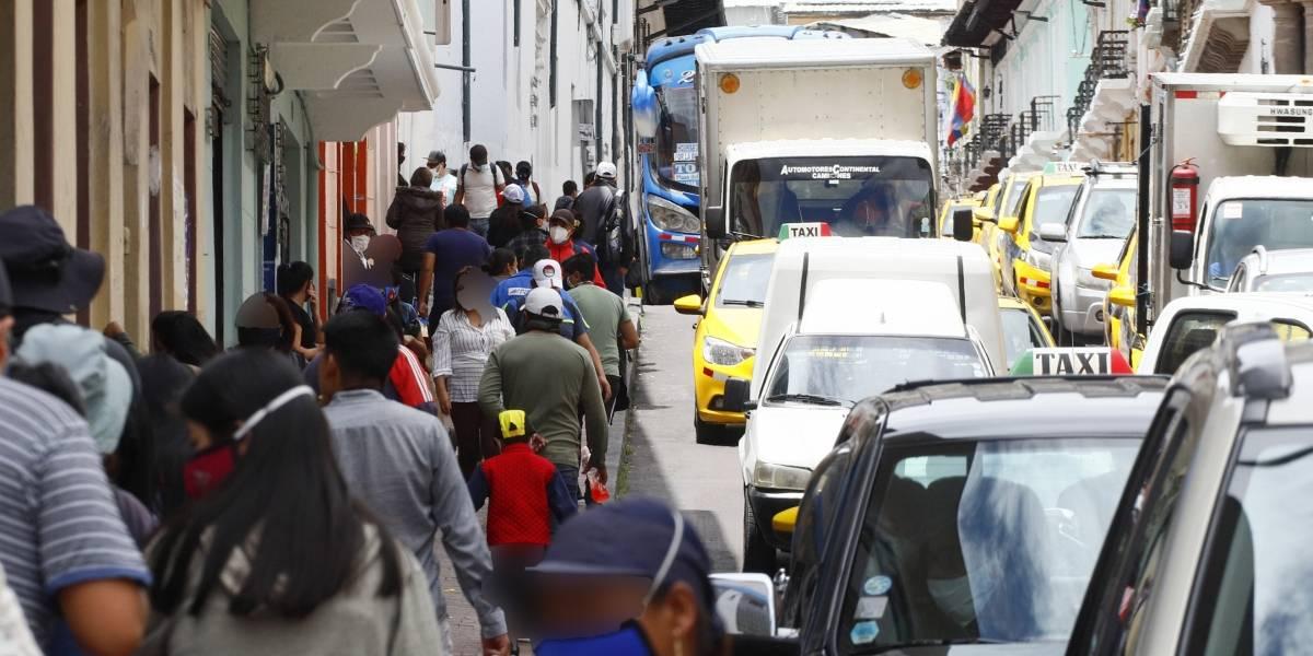 Así queda el horario del 'Hoy Circula' tras las nuevas medidas en Quito