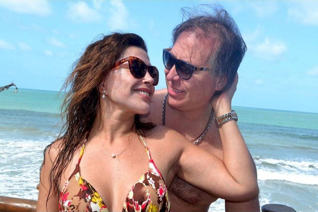 Carolina Arregui y Roy Suthers