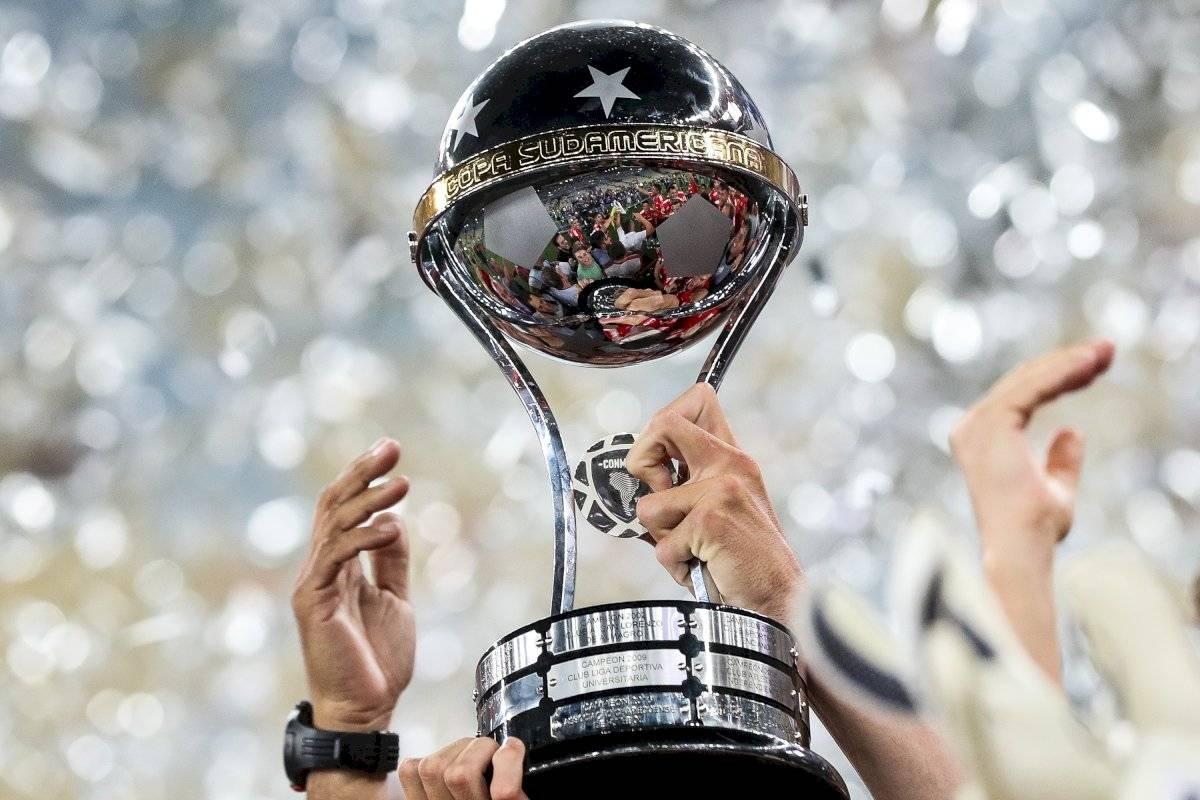Segunda Ronda de la Copa Sudamericana