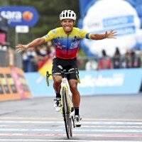 Ecuador: por esta razón fue un histórico Giro de Italia para nuestros compatriotas