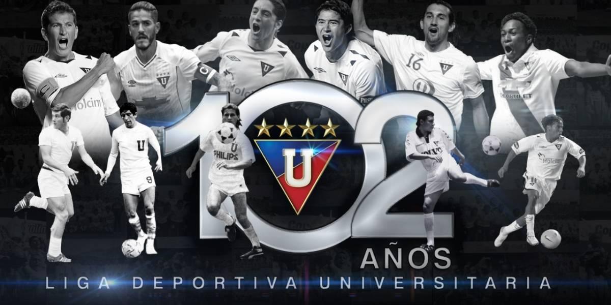 Independiente del Valle saluda a Liga de Quito por sus 102 años con meme de las niñas de cumpleaños
