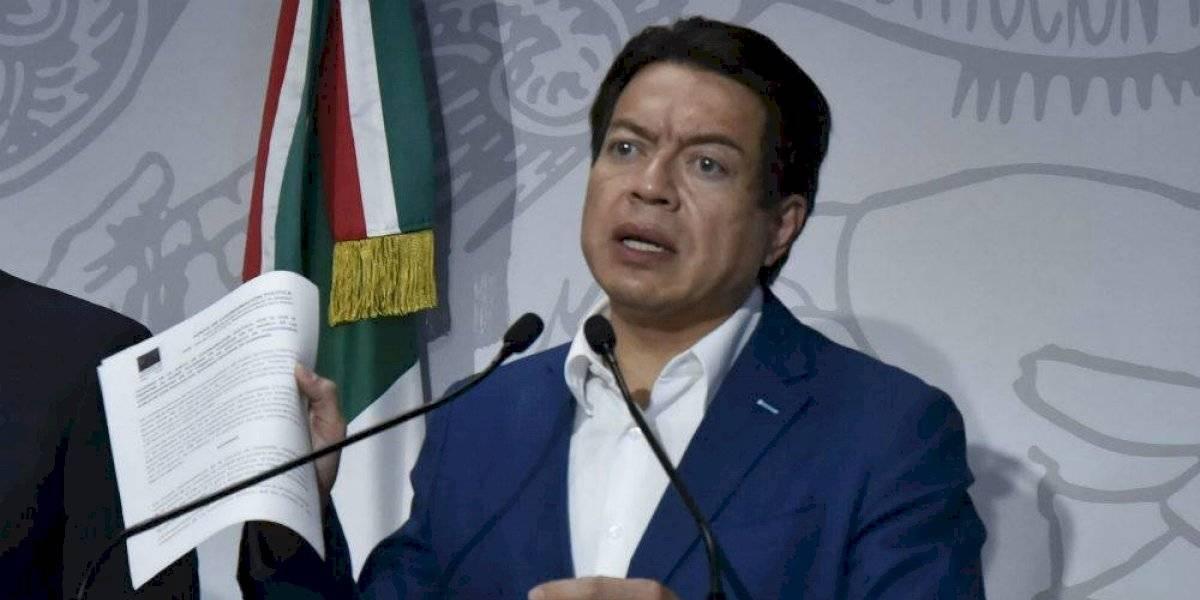 Mario Delgado gana presidencia nacional de Morena