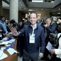 Ricardo Anaya da positivo a Covid-19; estará en aislamiento
