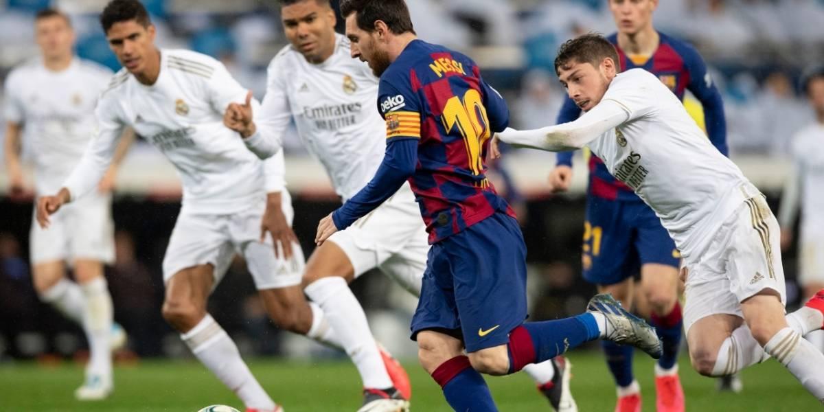Directv Ecuador transmitirá Barcelona vs. Real Madrid, el 24 de octubre
