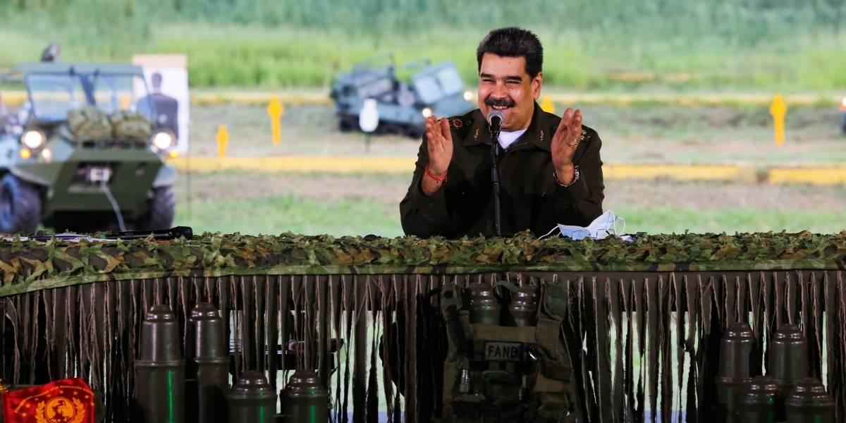Maduro anuncia nuevo \