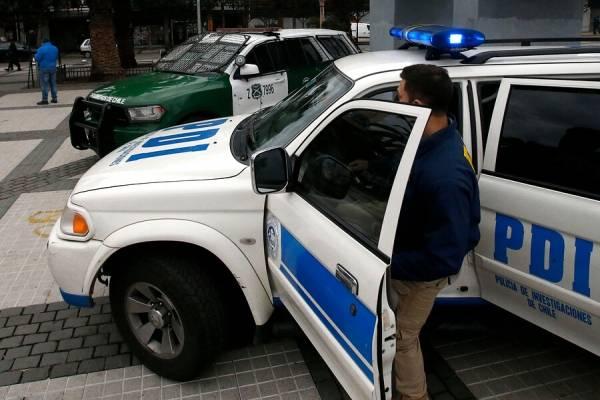 Fue amarrado y golpeado: Detención ciudadana en Puente Alto culminó con asaltante fallecido