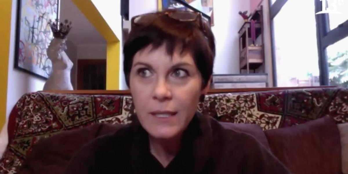 Paola Volpato sorprendió y actuó por primera vez junto a su hijo en televisión